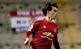 NHM Man Utd phát cuồng: 'Cậu ta có kỹ thuật điêu luyện, là một Messi mới'