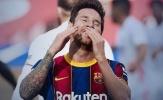Messi vẫn chưa thể ghi bàn ở El Clasico kể từ khi Ronaldo rời Real