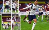 'Double' không chiến, Tottenham thắng kịch tính Burnley