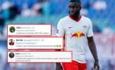CĐV Man Utd: 'Hãy mua cái tên đó về để đá cặp trung vệ cùng Tuanzebe'