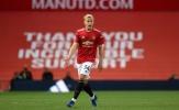 Solskjaer chốt hạ tình hình của Van de Beek tại Man Utd