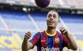 Được làm đồng đội với Messi, tân binh Barca phản ứng ra sao?