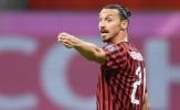Thay Ibrahimovic khỏi sân ngay sau 45 phút, HLV AC Milan lên tiếng
