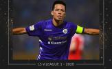 V-League 2020 Award: Văn Quyết và HLV Việt Hoàng được vinh danh