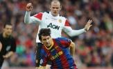 Wayne Rooney tin rằng nếu đến Premier League, Messi sẽ đoạt QBV thứ 7