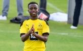 XONG! Dortmund đưa ra quyết định trọng đại, 'thần đồng' 16 tuổi sắp viết nên lịch sử