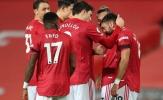7 con số ấn tượng trận Man Utd 1-0 WBA: 'Báo động đỏ' cho Ole