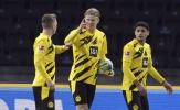 Ghi 4 bàn trước Hertha Berlin, Haaland vẫn cảm thấy chưa đủ