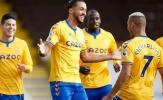 'Thần tài' tái xuất, Everton chấm dứt chuỗi ngày thê thảm