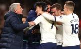Triển khai bóng trơn tru khó tin, Tottenham của Mourinho biến Man City thành 'kẻ học việc'