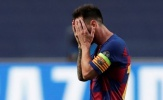Lộ hình ảnh nội bộ Barca, Messi cúi gằm mặt cô lập