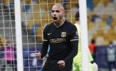 Vắng Messi, kẻ thay thế Suarez 'mở đại tiệc' trên sân Dinamo Kyiv