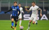 Chấm điểm Real trận Inter: Sự trở lại hoàn hảo của bom tấn