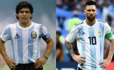 Đem Maradona so sánh với Messi, Sky Sports nhận 'gạch đá' từ NHM