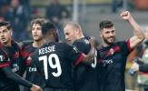 XÁC NHẬN: AC Milan bị gạch tên khỏi Europa League