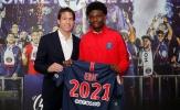 Paris Saint-Germain tiếp tục trói chân tài năng trẻ thứ hai trong cùng một ngày