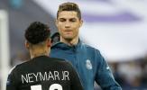 Ronaldo đi, Real kích hoạt lại thương vụ Neymar