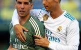Con trai Zidane bắt chính, Real mất điểm dù dẫn 2 bàn