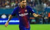 Top 10 VĐV thể thao kiếm tiền giỏi nhất năm 2017: Messi vượt Ronaldo