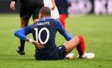 Bị chấn thương nghiêm trọng, Mbappe vẫn cố thi đấu 2 trận cuối World Cup