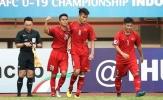 Vì sao thể lực U19 Việt Nam sa sút bất thường trước U19 Jordan?