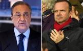 'Trảm' Lopetegui, Perez đi vào vết xe đổ của Phó chủ tịch Man United?