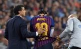 Barca không Messi: Đế chế chao đảo?
