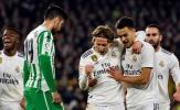 Real Madrid vẫn chưa chứng tỏ được sức mạnh dưới tay Santiago Solari