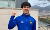Công Phượng: Thầy Park nói hãy gọi điện khi gặp khó khăn ở Hàn Quốc