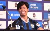 """HLV Incheon United nói gì khi Công Phượng lại """"lập công""""?"""