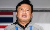 Chính thức: Thái Lan một lần nữa 'trảm tướng'