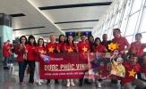 """""""Chịu chơi"""" như Dược Phúc Vinh: Thưởng cho nhân viên bay Philippines cổ vũ Việt Nam vô địch Seagames 30"""