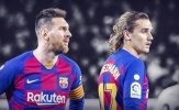 Tài năng của Messi vùi dập các ngôi sao và làm hại Barca