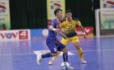 Lượt 12 giải futsal VĐQG - May mắn mỉm cười, K.SG đòi nợ Sahako