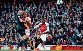 Lacazette tạo siêu phẩm, Arsenal tiếp tục giữ mạch 4 trận toàn thắng