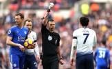 Tottenham gác Man Utd 9 điểm trong ngày Vardy sút hỏng phạt đền