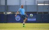 Nóng lòng phục hận Tottenham, Pep xỏ giày vào sân chơi bóng