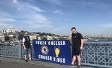 Bất chấp giá cả đắt đỏ, CĐV Chelsea bắt đầu đổ bộ đến Baku