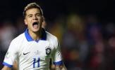 'Có 2 điểm đến thích hợp cho Coutinho nếu trở lại Anh'