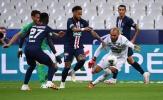 Màn 'đá người' ác ý của Saint Etienne với PSG khiến trận đấu vỡ vụn