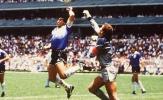 Ngày Maradona qua đời, Peter Shilton vẫn không bỏ qua vụ 'Bàn tay của Chúa'
