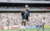 10 khoảnh khắc đáng nhớ của Maradona: 'Bàn tay của Chúa', 'vị thánh sống' xứ Naples