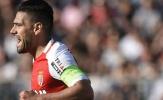Vòng 32 Ligue 1: Monaco có 3 điểm nhọc nhằn; Lyon thua sốc 'nhược tiểu'