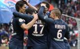 Chùm ảnh: Di Maria cứa lòng đẳng cấp giúp PSG dễ dàng hạ Montpellier