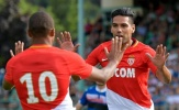 Monaco 4-2 Stoke City: Mbappe im tiếng, đã có Falcao!