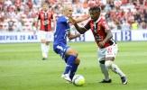 Nice 1-2 Troyes: Thất vọng tột độ!