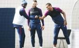 Sân tập Man City tràn ngập tiếng cười trước trận gặp West Brom