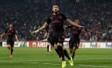 Sao Đỏ Belgrade 0-1 Arsenal: Cứu tinh phút 85