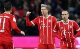 Trước vòng 17 Bundesliga: Bayern nhẹ gánh; Dortmund gặp thuốc thử nặng