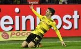 Pulisic toả sáng, Dortmund trở về từ cõi chết
